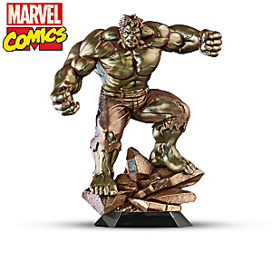 MARVEL COMICS Cold-Cast Bronze Sculpture Collection