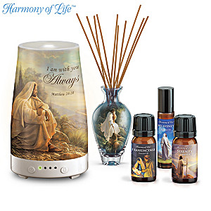 """""""Essential Oils Of The Bible"""" Aromatherapy Collection"""
