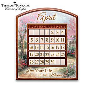 "Thomas Kinkade ""Nature's Inspirations"" Perpetual Calendar"