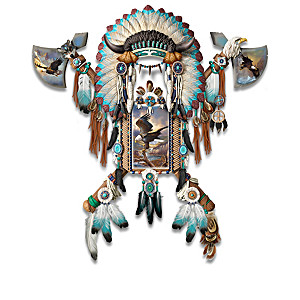 """Ted Baylock """"Winged Majesty"""" Wall Decor Collection"""