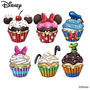 """""""Disney Sweet Treats"""" Porcelain Limoges-Style Box Collection"""