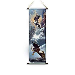 """Ted Blaylock """"Wings Of Power"""" Fabric Tapestry Collection"""