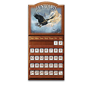Ted Blaylock Days Of Grandeur Perpetual Calendar Collection