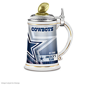 A Legacy Of Greatness: Dallas Cowboys Stein Collection
