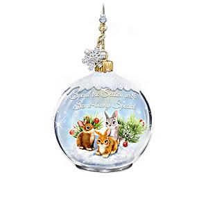 Woodland Wonderland Illuminated Ornament Collection