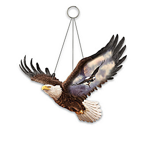 """Ted Blaylock """"Soaring Spirits"""" Hanging Sculpture Collection"""