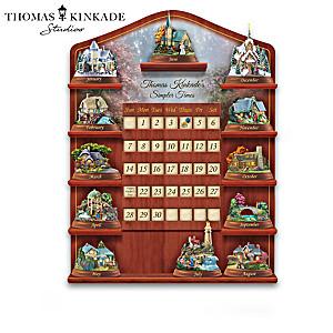 Thomas Kinkade Simpler Times Perpetual Calendar Collection