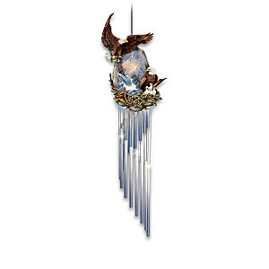 """Ted Blaylock """"Height Of Majesty"""" Wind Chime Collection"""
