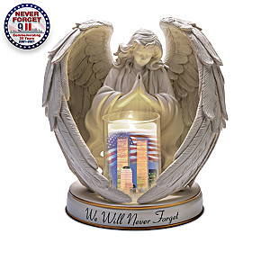 """""""America's Blessing"""" Illuminated Candleholder Collection"""
