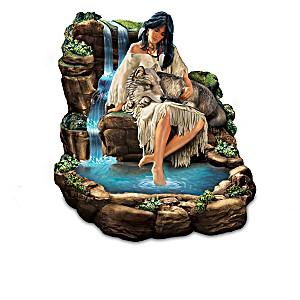 "Russ Docken ""Mystical Waters"" Sculpture Collection"