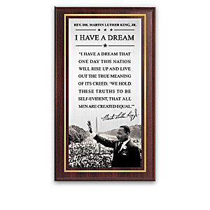 Martin Luther King Jr. Wall Decor Collection With His Quotes
