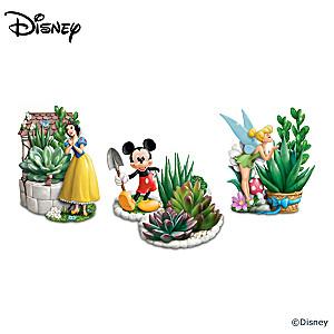 Disney Ultimate Succulent Planter Sculpture Collection