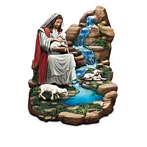 """""""Wellspring of Faith"""" Illuminated Sculpture Collection"""