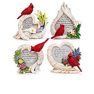 Blake Jensen Remembrance Cardinal Figurine Collection