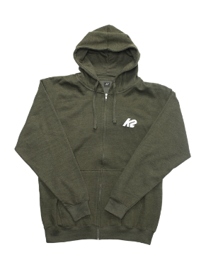 Hooded Zip
