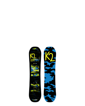 Mini Turbo Snowboard