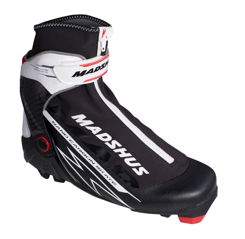 CNano Carbon Skate Boots Cross Country Champion Ski
