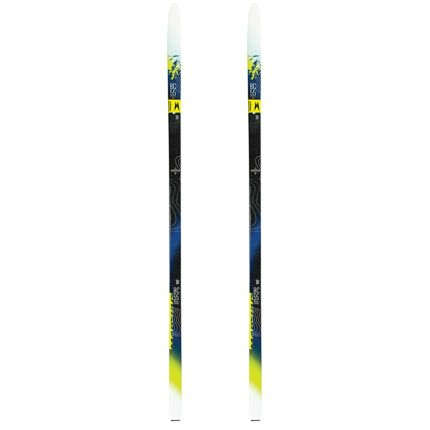 EBC 55 Wax Skis Cross Country Backcountry Ski