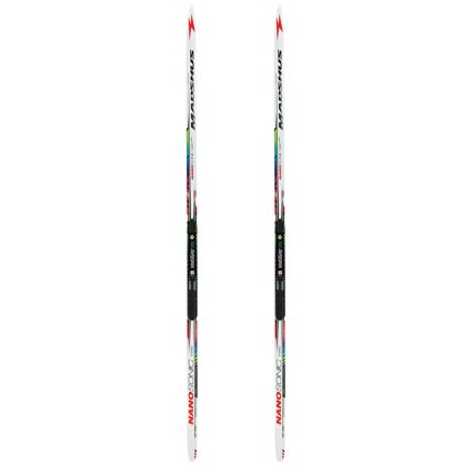 Nanosonic Carbon Classic IntelliGrip® Skis Cross Country Champion Ski