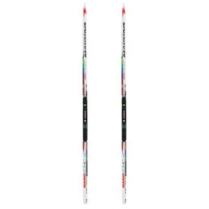 MNanosonic Carbon Classic IntelliGrip® Skis Cross Country Champion Ski