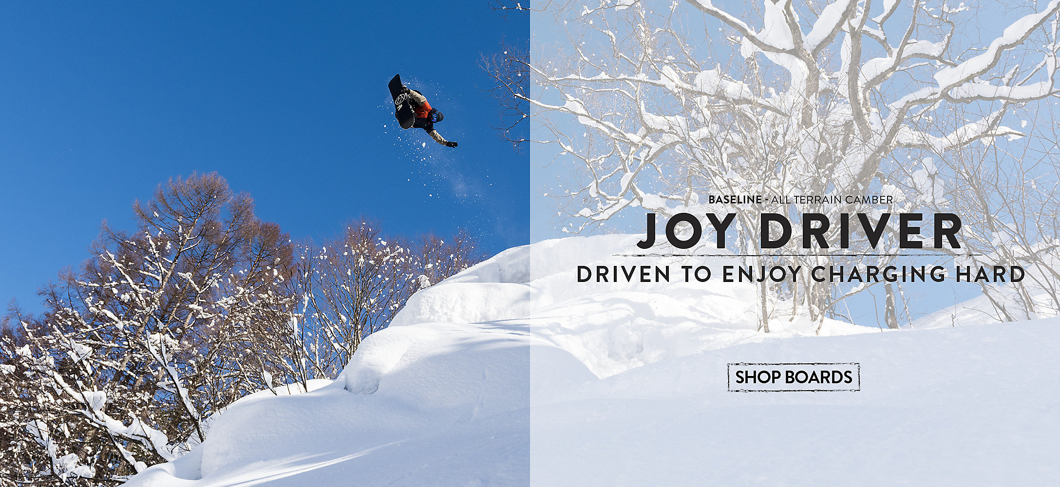 Shop Joy Driver Snowboard