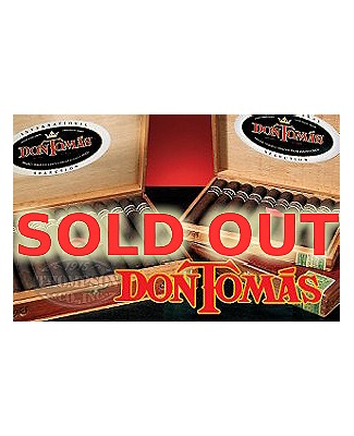 Don Tomas International Selection No. 2 Natural Robusto