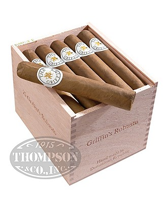 Griffin's Classic Tubos Connecticut Robusto