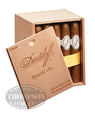 Davidoff Special Series R Connecticut Robusto