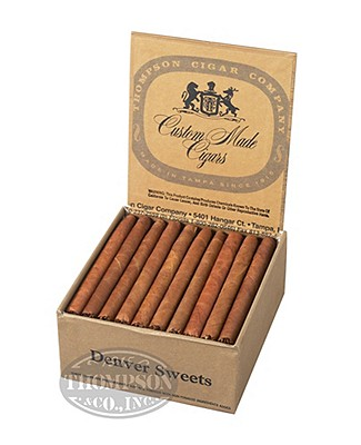 Thompson Denver Sweets 2-Fer Natural Mini Cigarillo Sweet