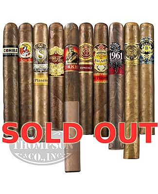Premium Collection Ten Sampler