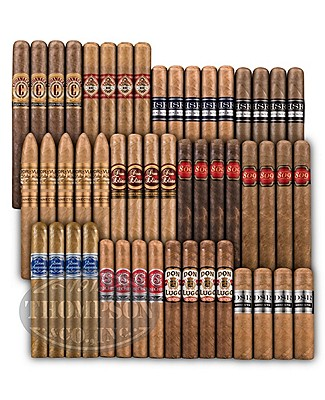 Thompson Artisan Collection Fifty Sampler