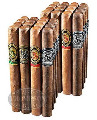 Victor Sinclair Power House Churchill Sampler 16 2-Fer