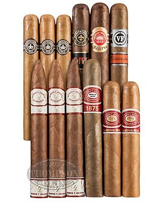 Twelve Cigar Promotion Sampler