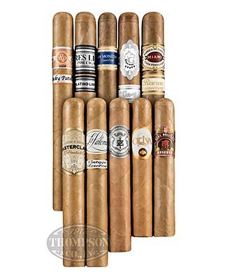 Super Smooth Ten Cigars Sampler