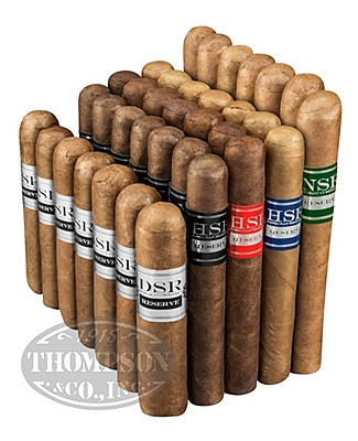 Short Run Reserve Forty Cigar Sampler