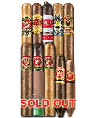 Arturo Fuente VS The World 10 Cigar Sampler
