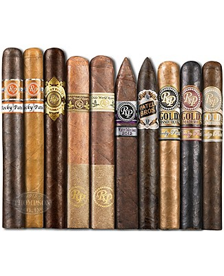 Rocky Patel Dream Team 10 Cigar Sampler