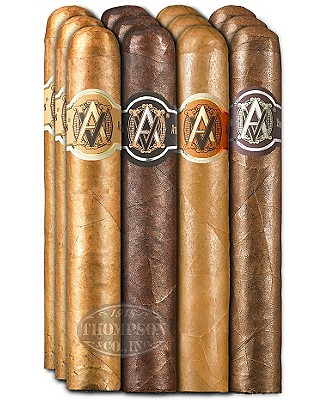 AVO Dynamic Dozen Robusto 12 Cigar Sampler