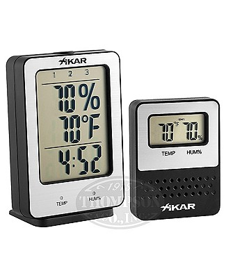 Xikar Purotemp Wireless Hygrometer System