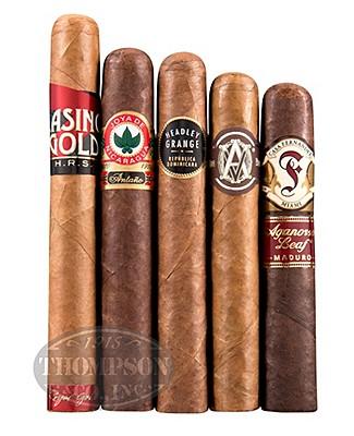 5 Cigar Selection D 14 Sampler Sampler