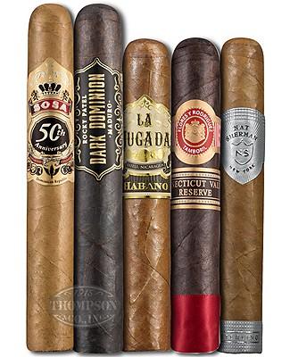 5 Cigar Selection K 2016 Sampler
