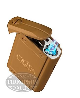Colibri Triple Torch Oliva Lighter