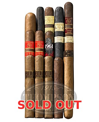 Rocky Patel Collection Sampler