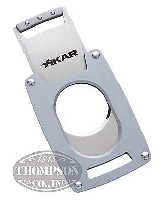 Xikar Ultra Slim Cutter Silver