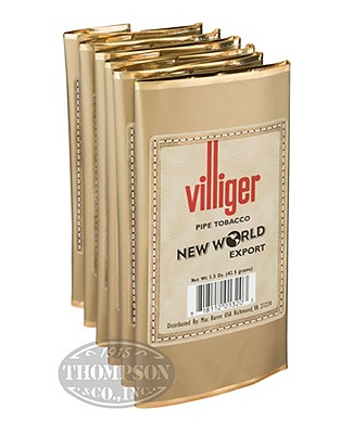 Villiger Export Pipe Tobacco New World 1.5oz