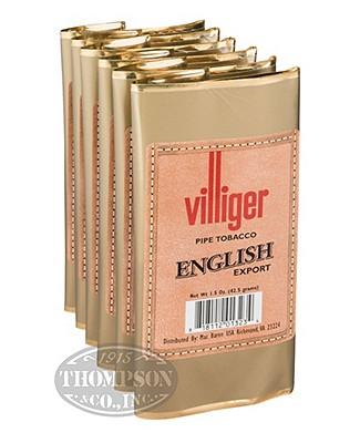 Villiger Export Pipe Tobacco English 1.5oz