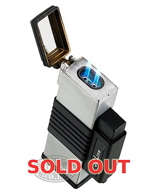Jetline New York Dual Flame Lighter