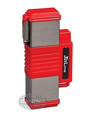 Jetline New York Dual Flame Lighter