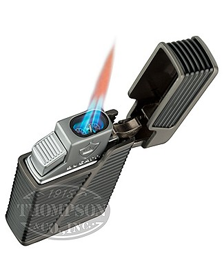 Bugatti Lighter Double Torch Lighter