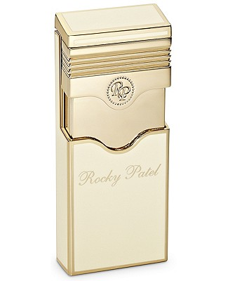 Rocky Patel Limited Edition Edge Natural And Gold Lighter